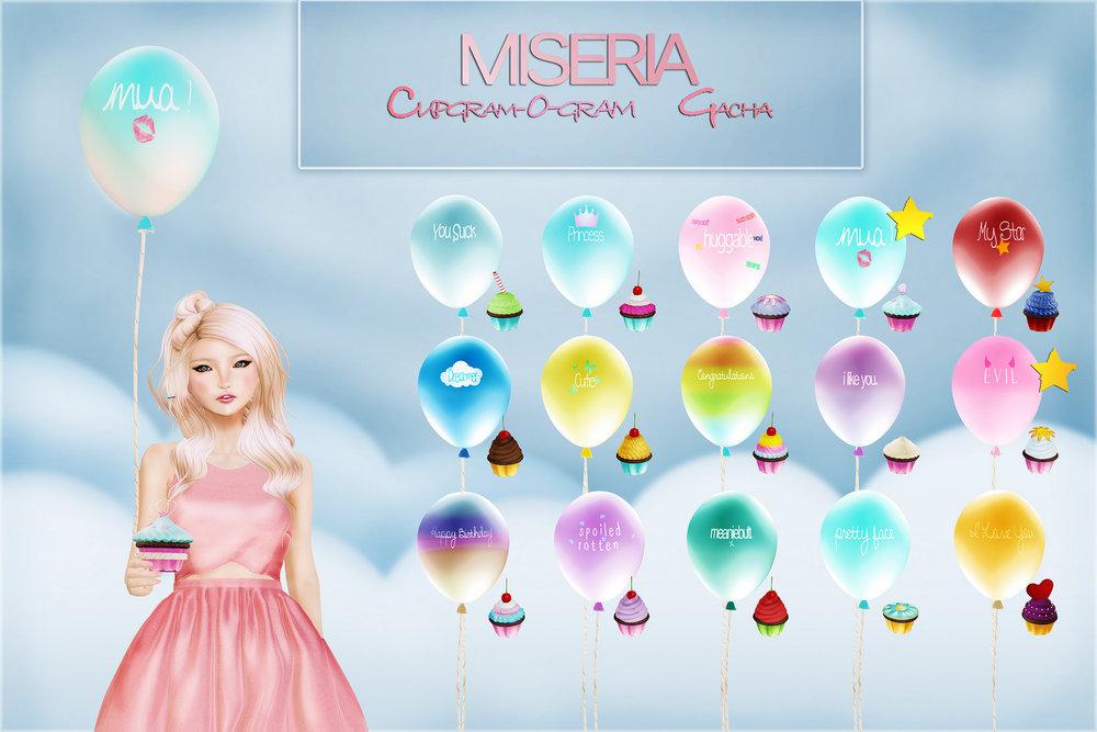 Miseria - Cupcake-O-Gram Gacha.jpg