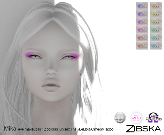Zibska ~ Mika Eye Makeup in 12 Colours.jpg