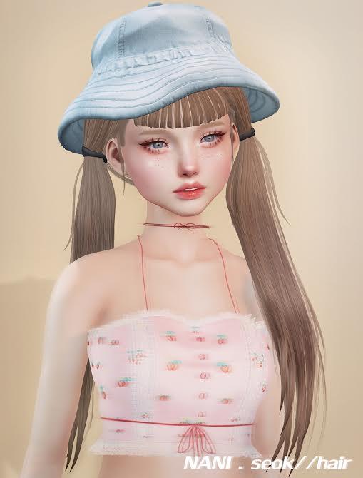 [NANI] Seok.Hair
