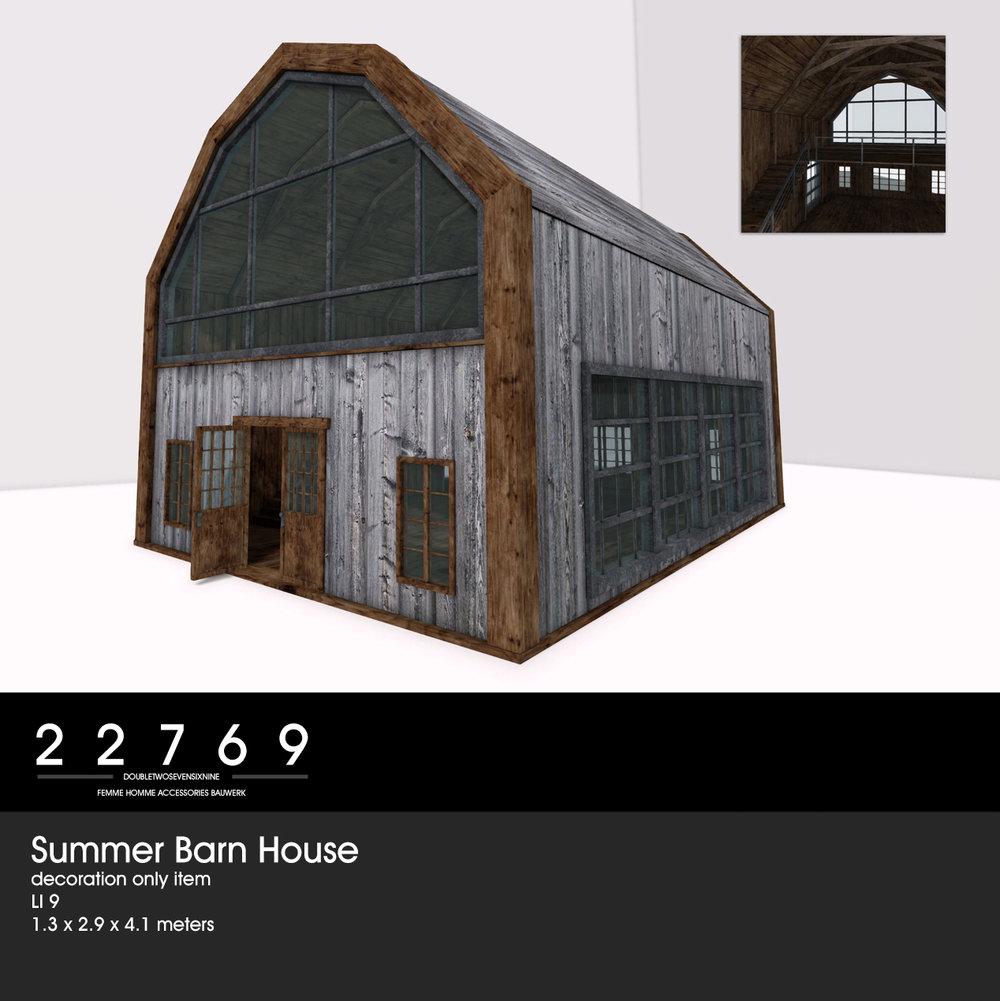 22769 - Barnhouse