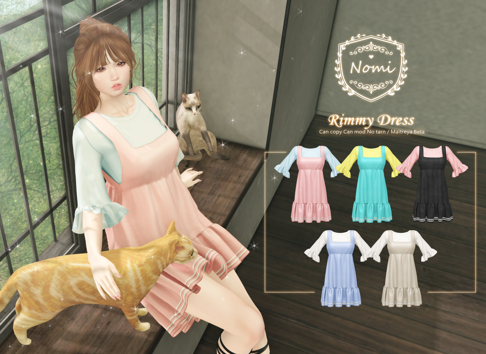 -Nomi- Rimmy Dress