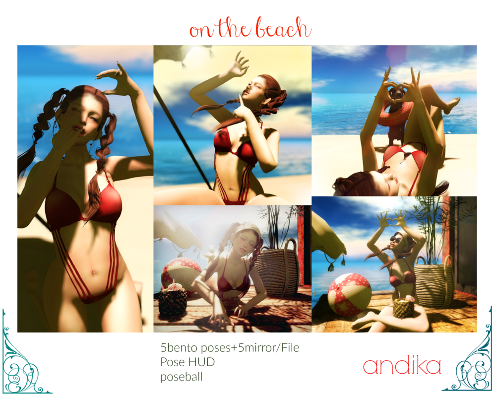 Andika - [on the beach] Bento