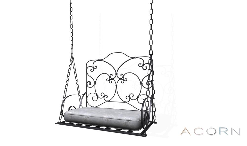 ACORN - Metal Garden Swing.png