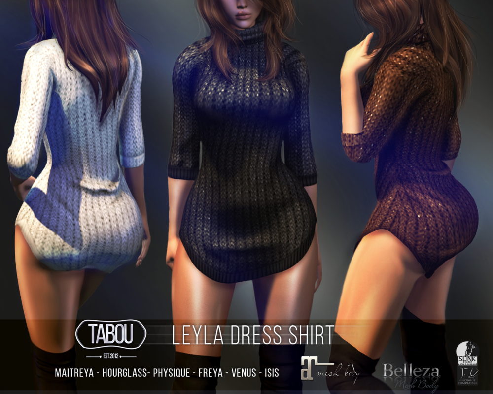TABOU - Leyla Dress Shirt.png
