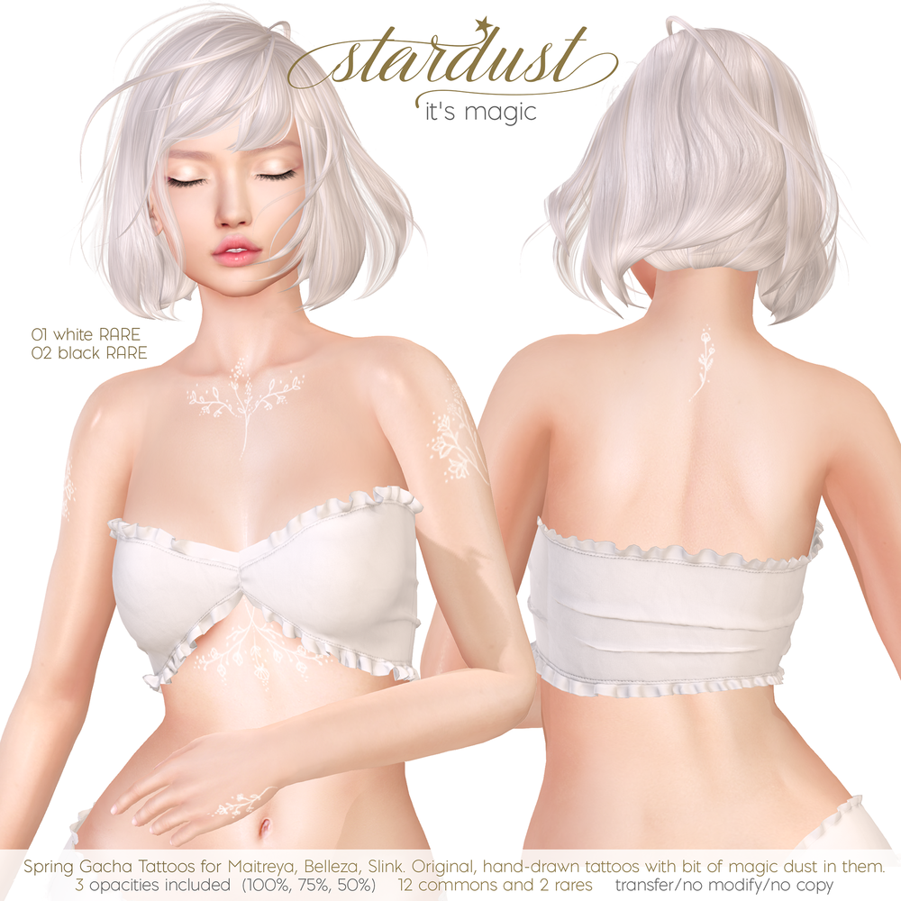 Stardust - Spring - Rare Tattoos.png