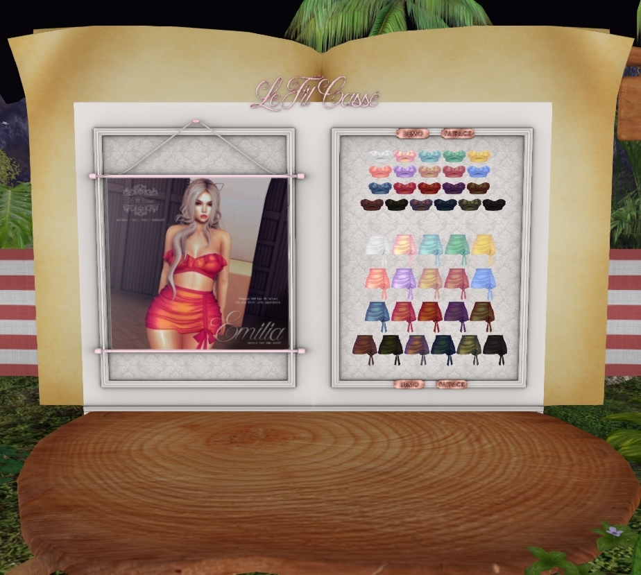 Le Fe Casse - Emilia Ruffle Top and Skirt.jpg