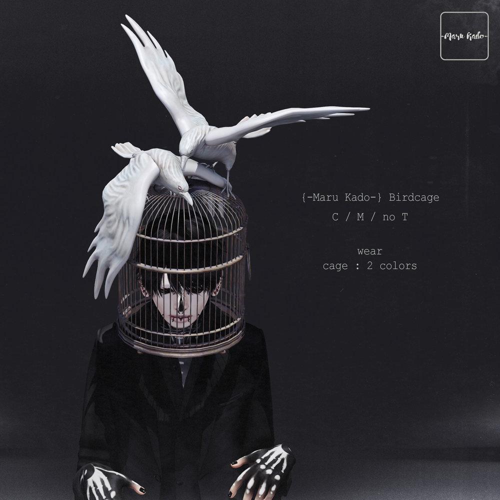 {-Maru Kado-} Birdcage.jpg