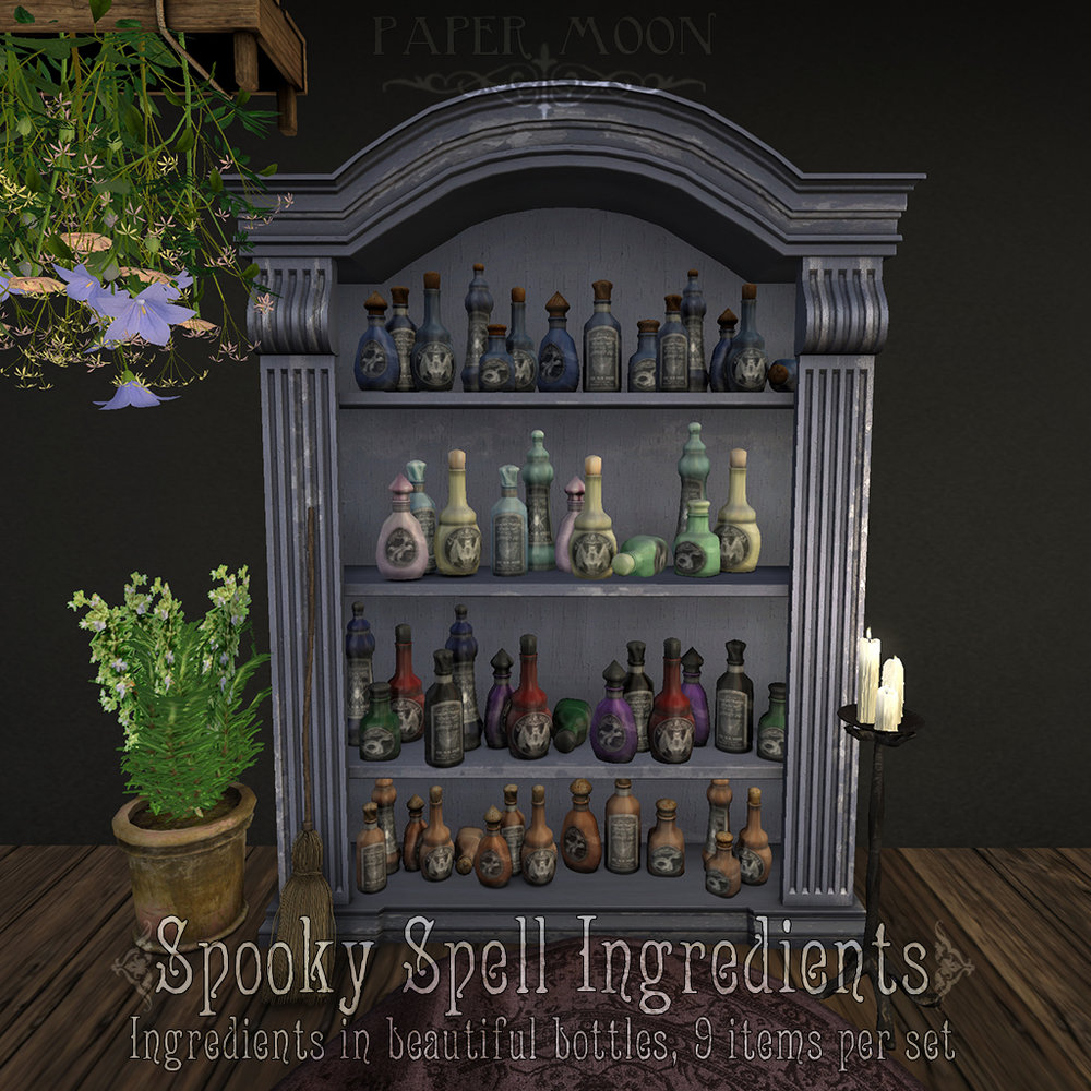 Spooky Spell Ingredients poster.jpg