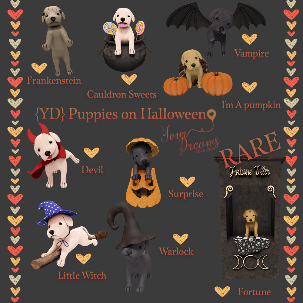 {YD} Puppies on Halloween.jpg