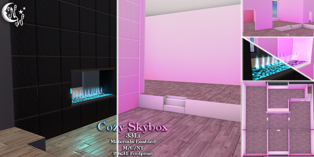 *NW* Cozy Skybox