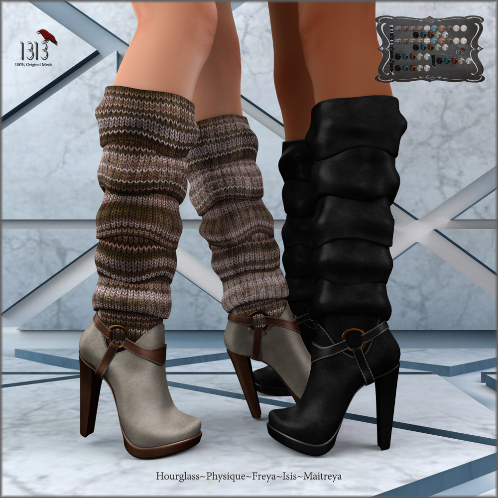 (*<*) 1313 Stacey Boots