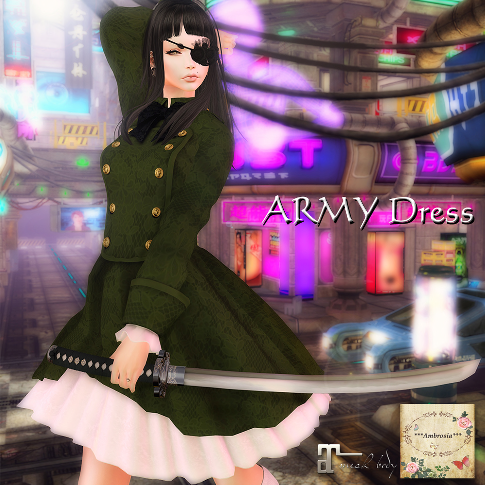 ***Ambrosia***ARMY - Dress