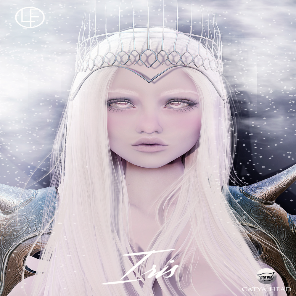 Le Forme Iris (Catwa) Skin Applier Fantasy