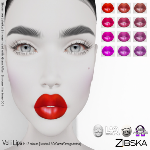 Zibska ~ Volli Lips