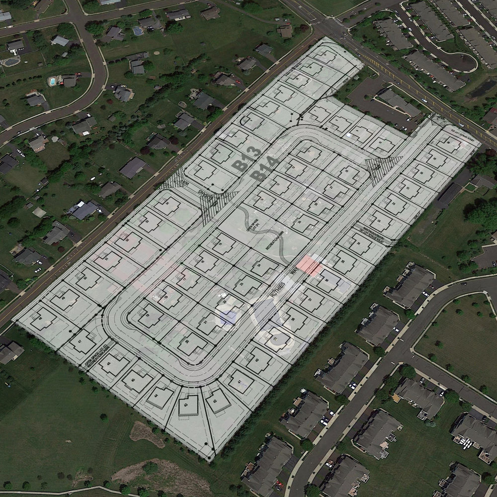 Residential & Mixed Use Subdivisions -