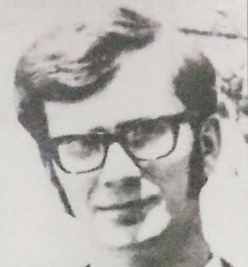 Jay Clark | Fall 1973