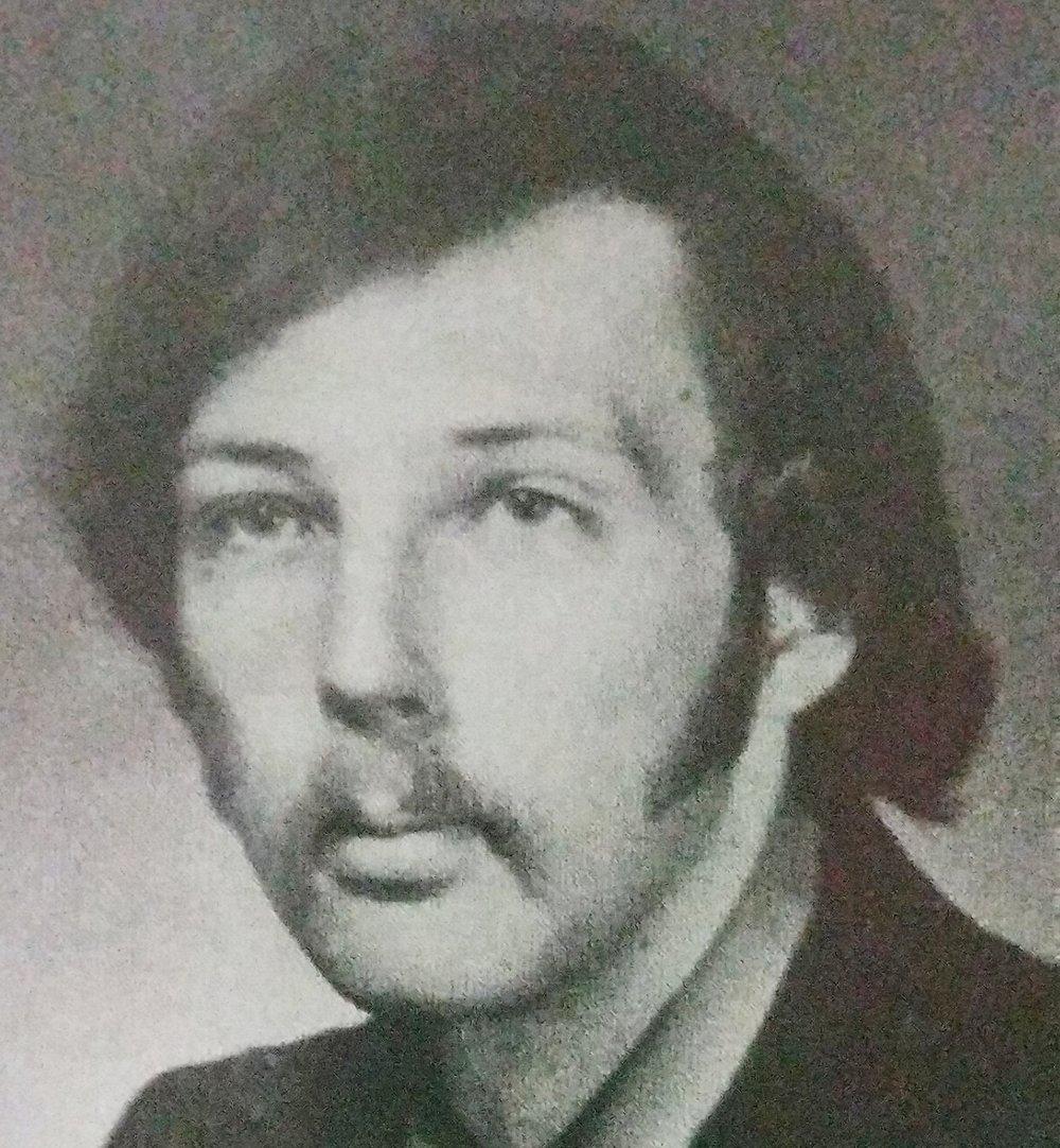 David Tippey | 1972-1973