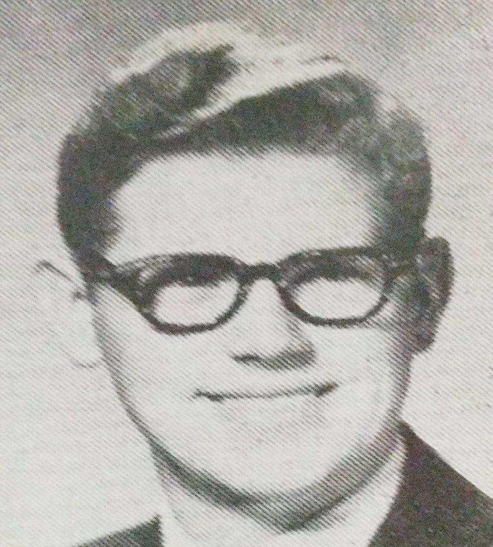 Marvin Kierstead | 1958-1959
