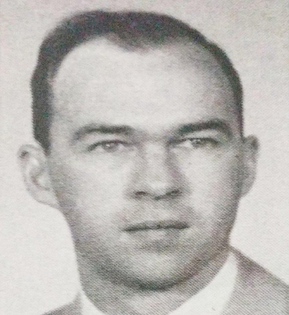 Charles Hood | 1953-1954
