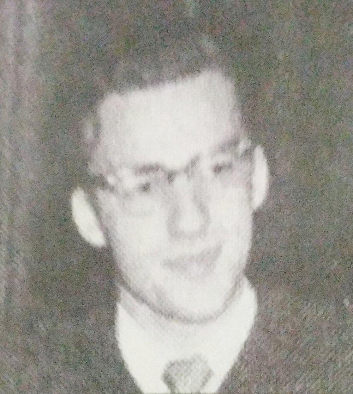 Dale Benedict | 1952-1953