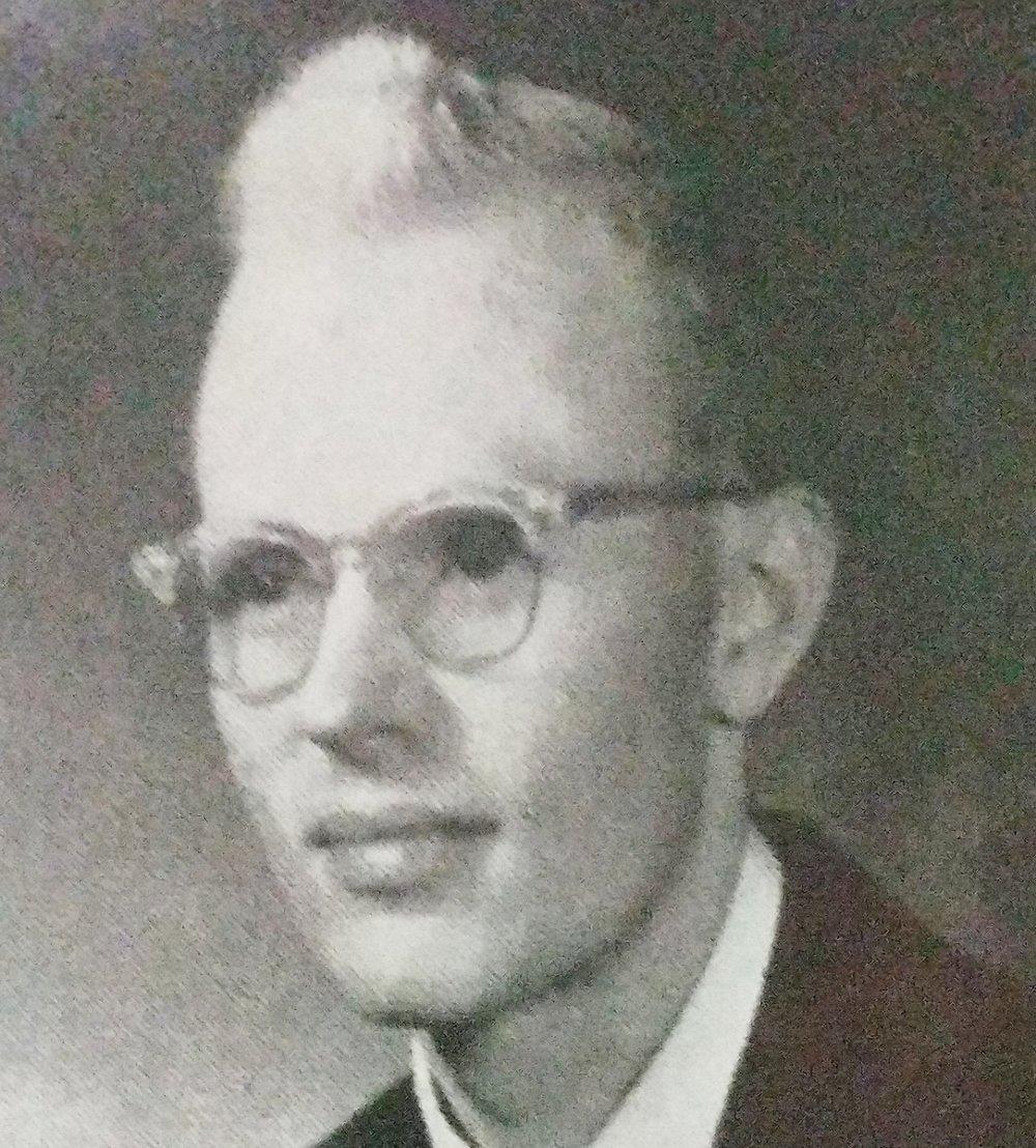 Wesley Sime | 1951-1952