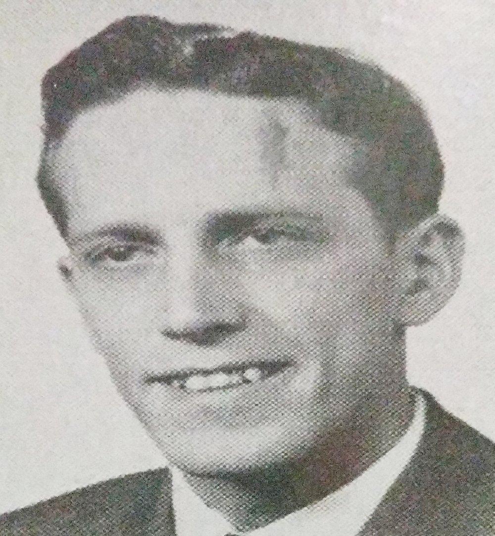 John Harris | 1948-1949