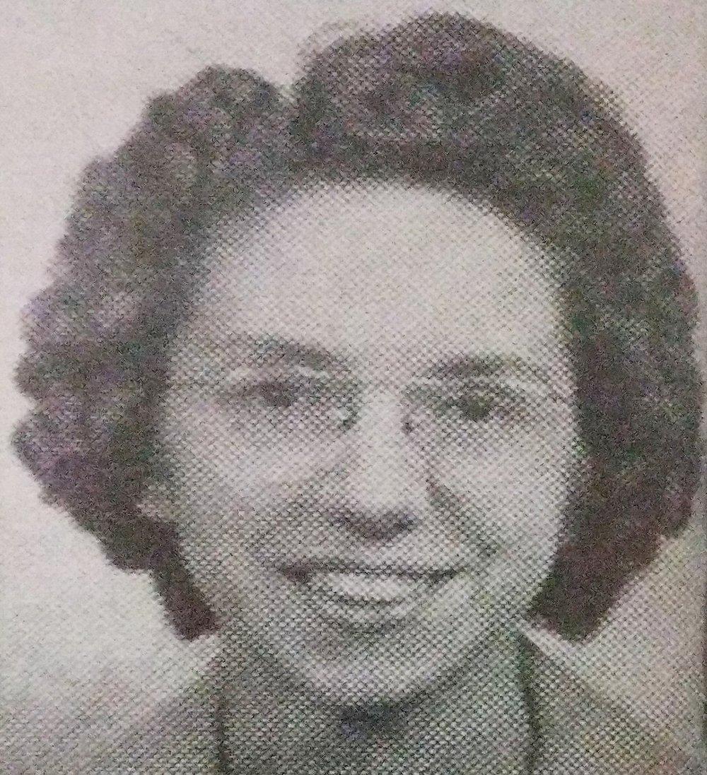 Marjoire Elder | 1944-1945