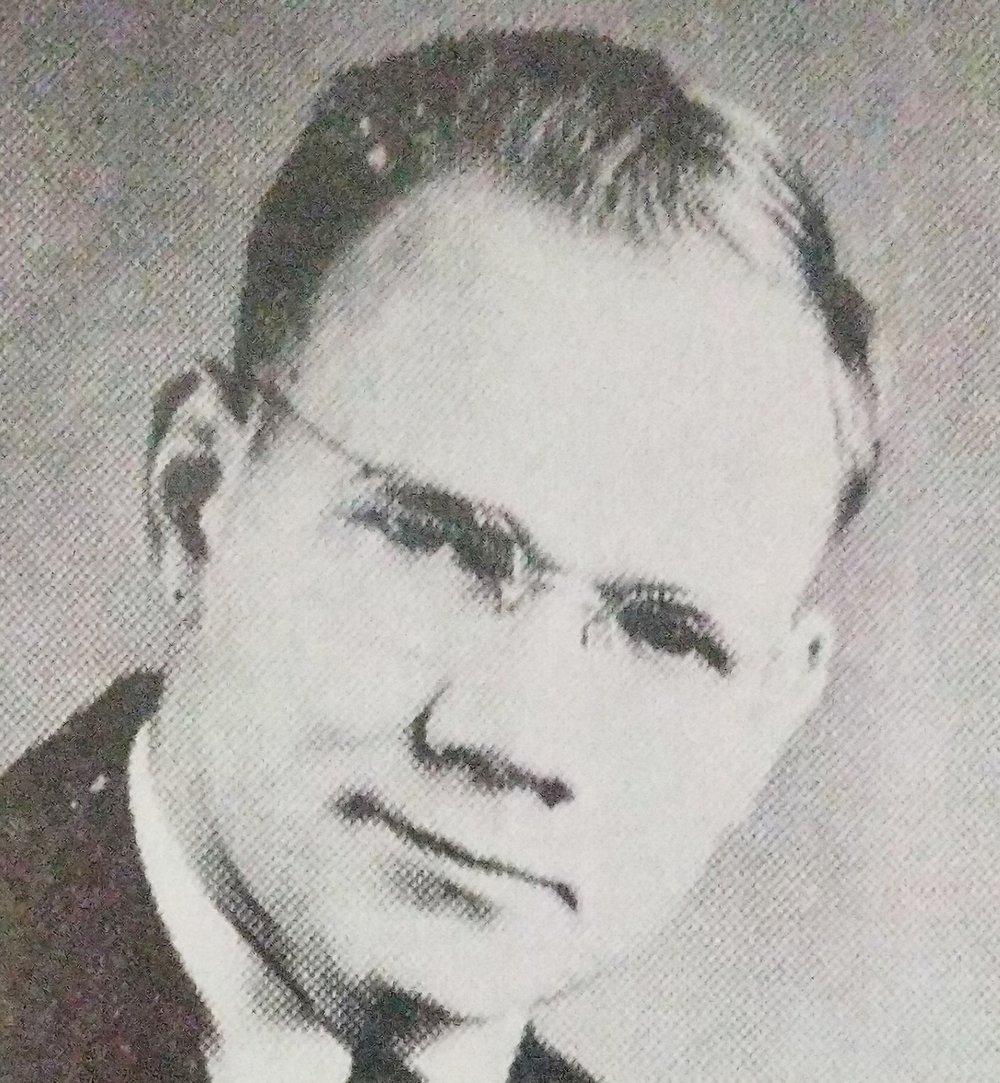 Mark Walter | 1942-1943