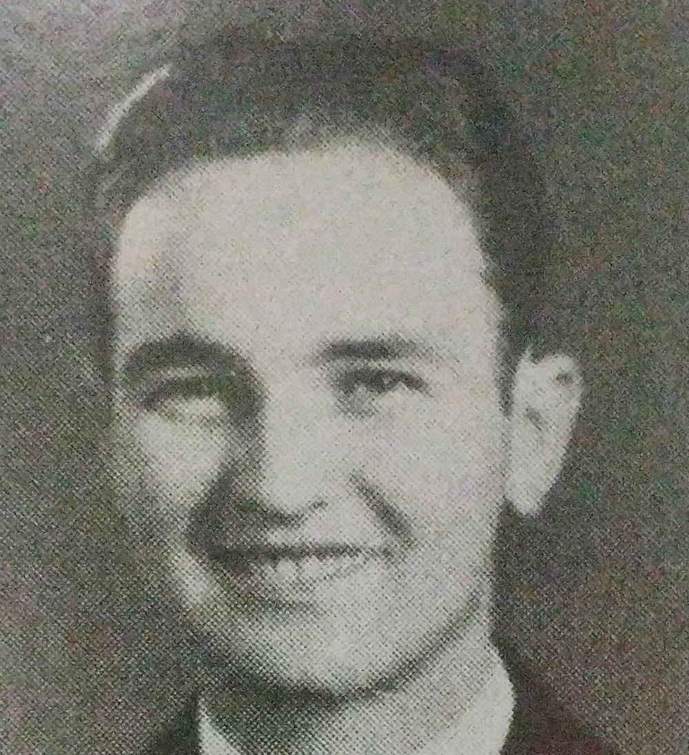 Dean Gregory | 1939-1940