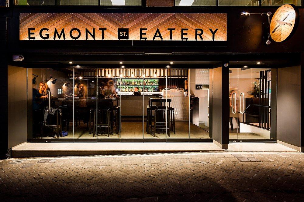 Egmont Street Eatery- 2 minutes' walk