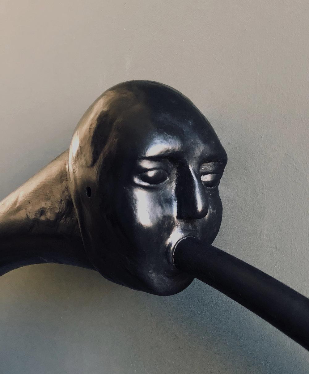 Ouroboros (one)  (detail)