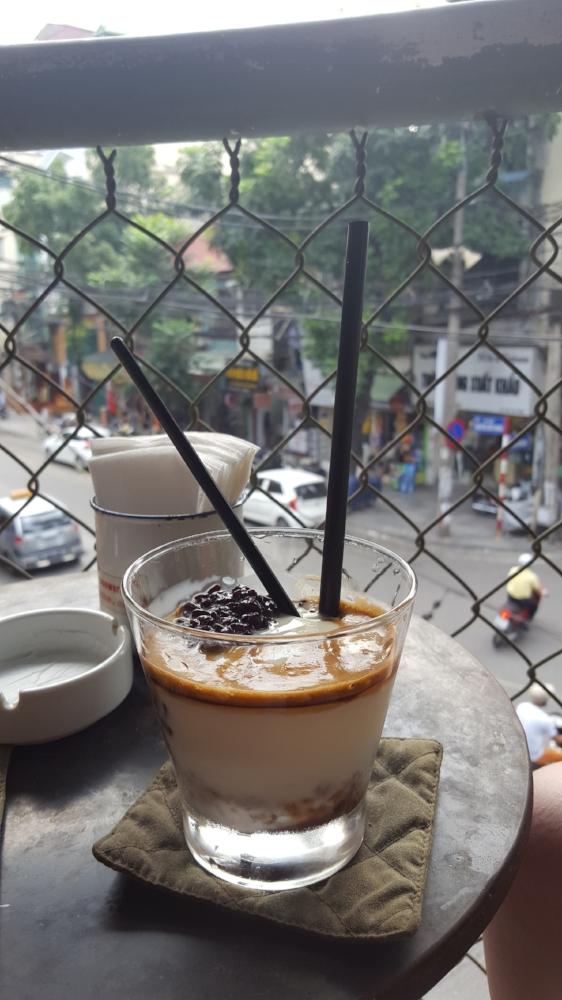 Black Sticky Rice Coffee