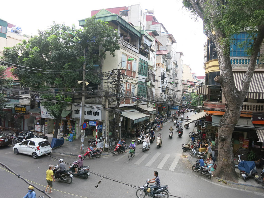 hanoi - capital of vietnam, filled with food and culture