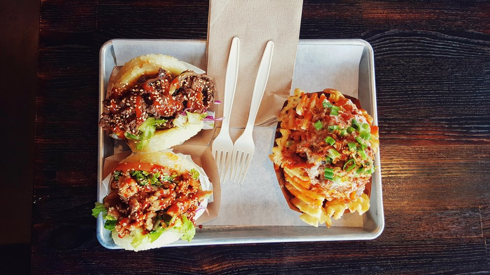 Koja Kitchen - korean/japanese fusion food with unique twists!