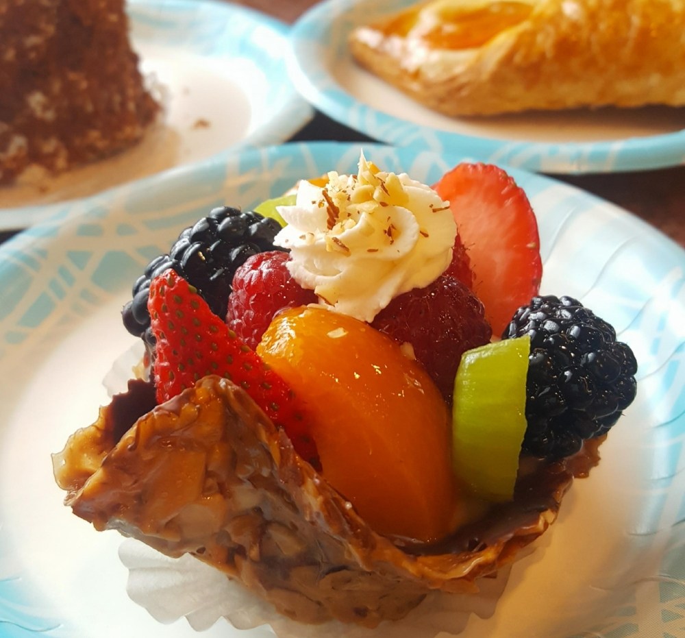 Divine Desserts - cause why wouldn't you want to stop for some fabulous pastries!
