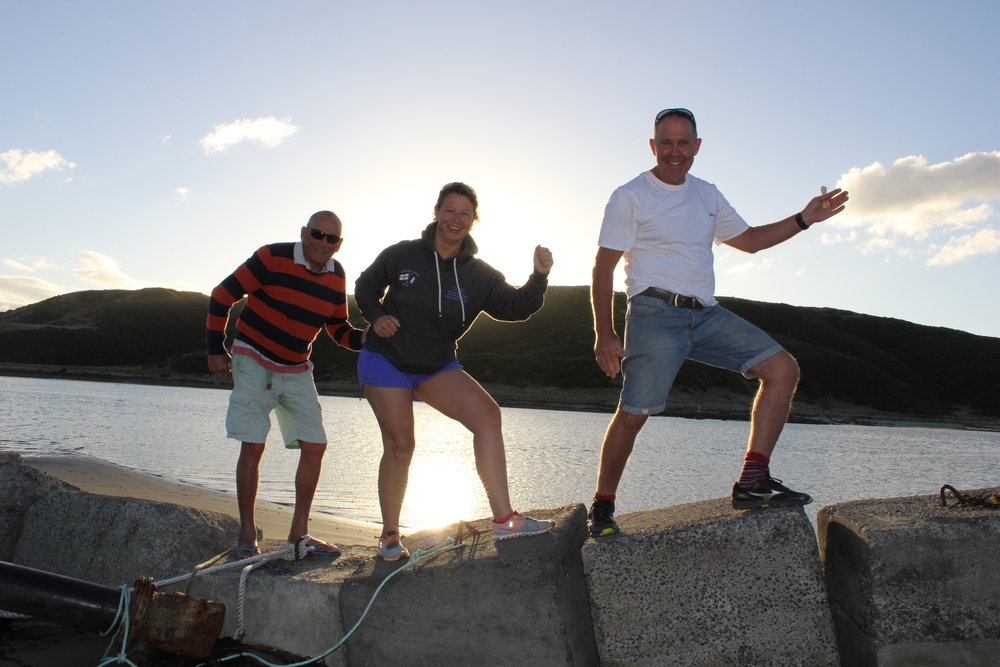 Trip to the Cook Strait - Team Jules.