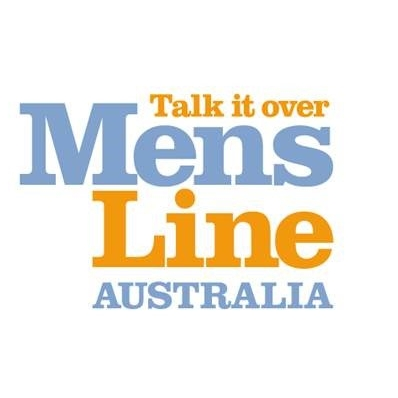 MENSLINE 1300 78 99 78 OR  www.mensline.org.au   MensLine Australia is a professional telephone and online support and information service for Australian men.