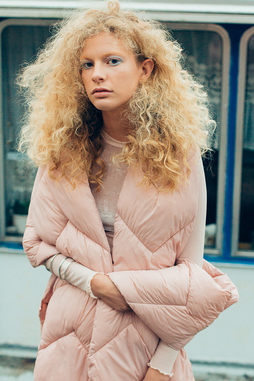 Sheer top FOREVER21  Bralette H&M  Scarves PRIMARK  Bracelets COS