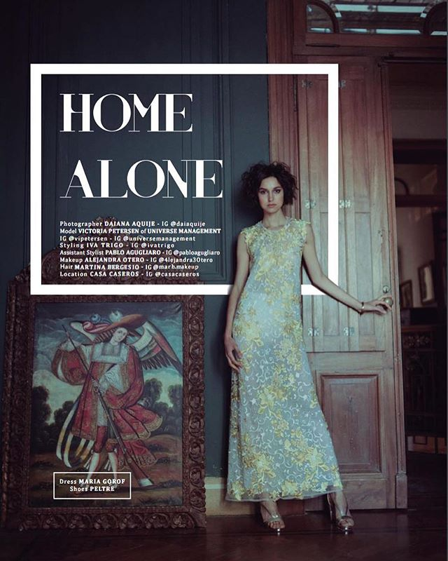 "Beautiful series ""Home Alone"" from Issue 4 of @solamagazine #repost @ivatrigo ・・・ HOME ALONE out now at @solamagazine  Ph: @daiaquije  Styling: @ivatrigo  St Asst: @pabloagugliaro  Make up: @4lejandra3otero  Hair: @marb.makeup  Model: @vipetersen for @universemanagement  Location: @casacaseros  Clothes: @mariagorof @salmanbsas @carlosiimolina @kikilepalmie . . . . . #solamagazine #solamag #submissionmagazine #fashionmagazine #beautymagazine #editorial #instafashion #beauty #fashionphotography #inspiration #fashioneditorial #beautyeditorial #beautymakeup #makeupartist #model #onlinemagazine #webitorial #makeup #style #fashionicon #instagood #malemodel #mensfashion #model #callforsubmissions"
