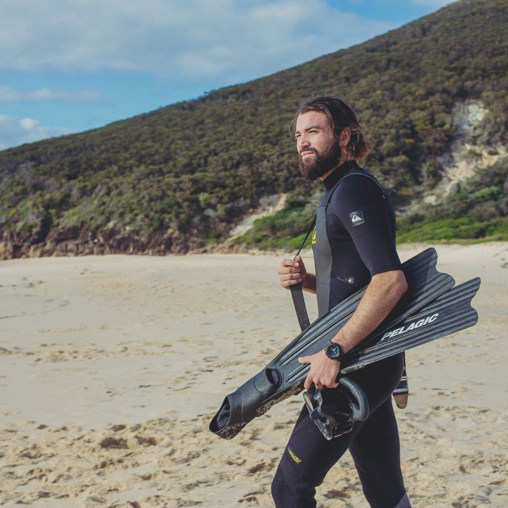 Justin Tierney - Marine Biologist, Education Developer