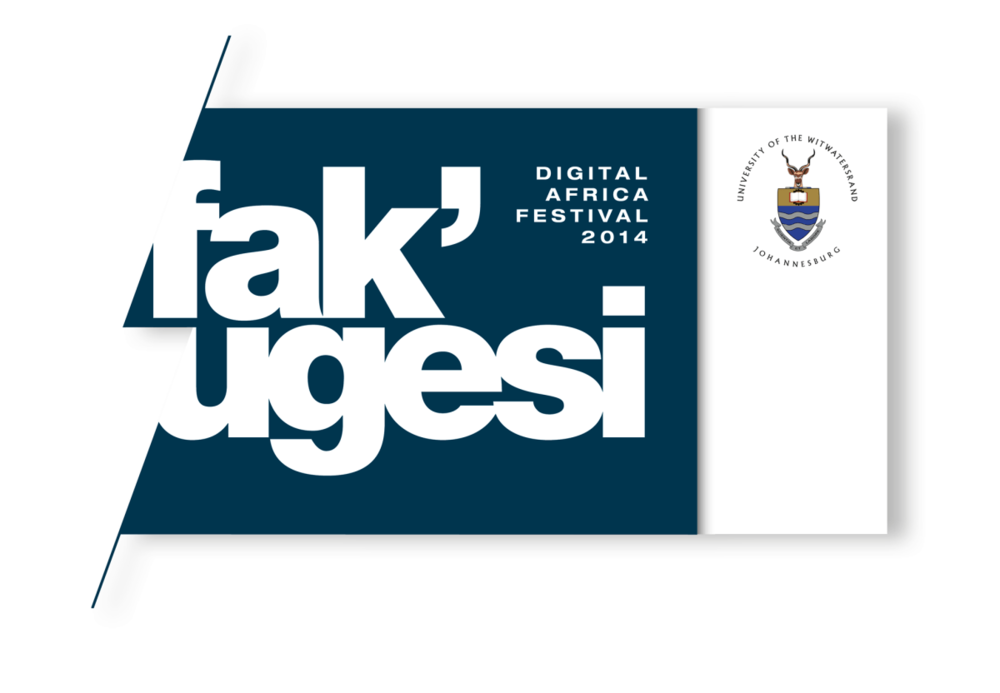 - Presenting 'CAPTURING GADDAFI: NARRATIVE AS SYSTEM CURRENCY' at Fak'ugesi - Digital African Festival.Fall 2014, Johannesburg, South Africa