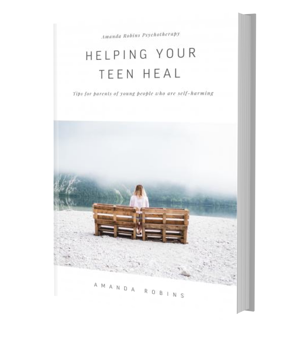 Helping your Teen Heal Free ebook