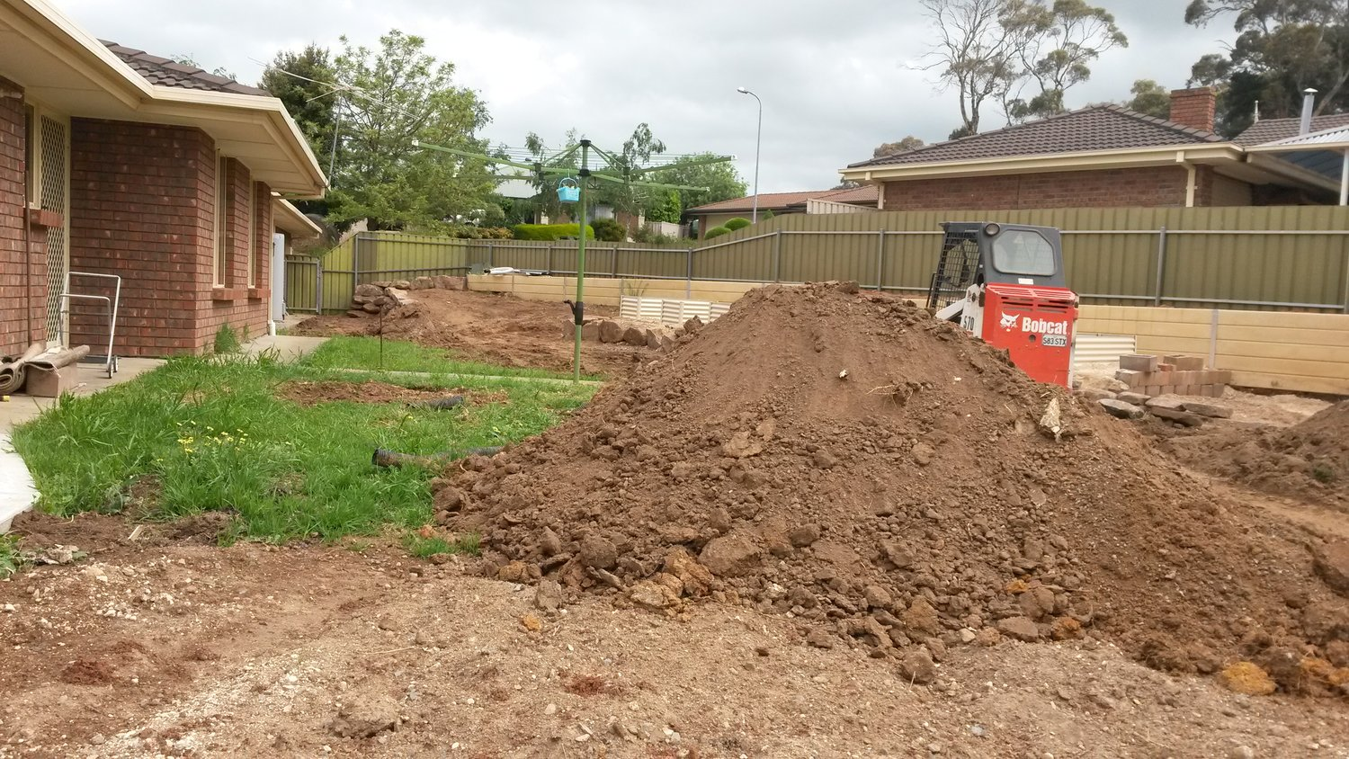 Trenching — DMP Earthworks
