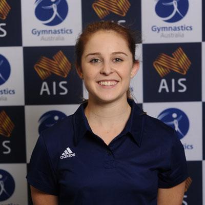 Lauren Mitchell - Women's Artistic Gymnastics
