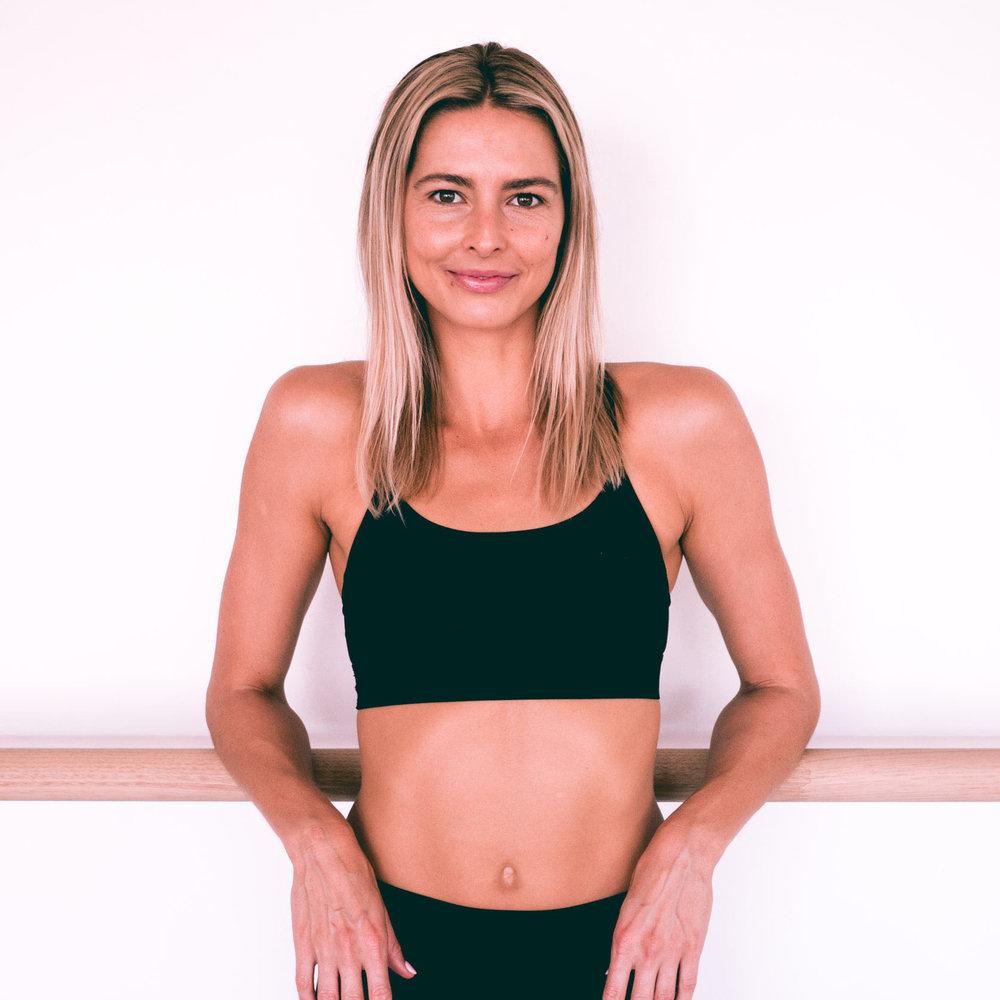Amanda Bisk - Pole Vault