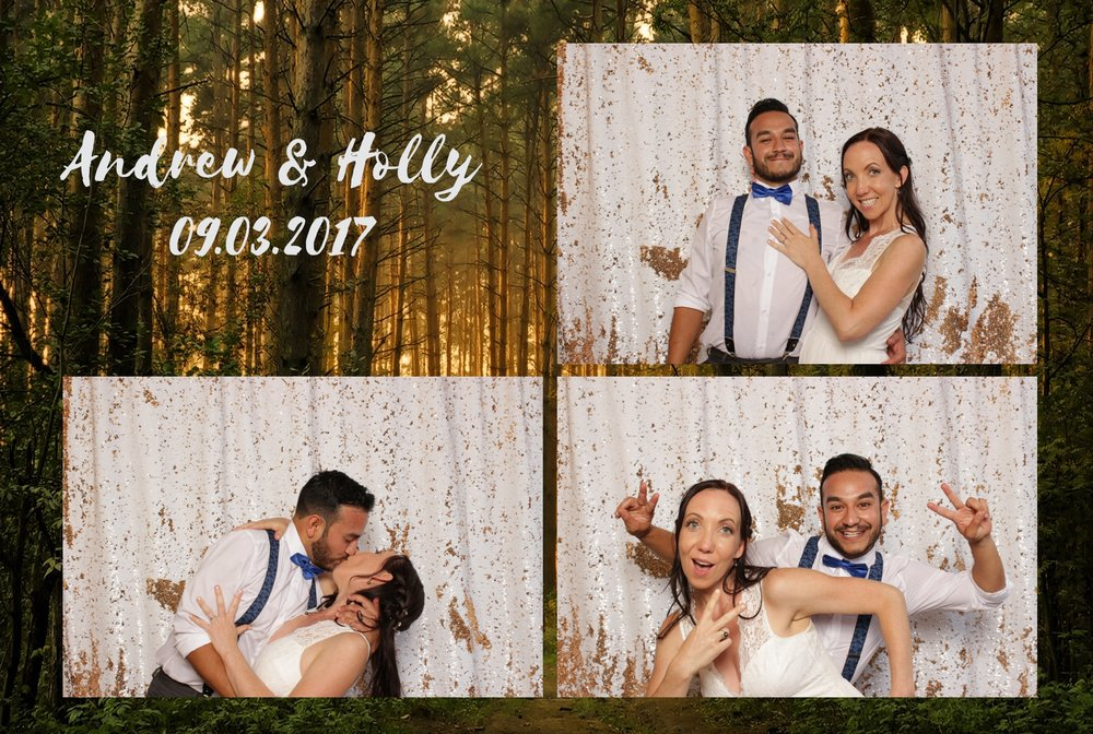 Ojai Wedding Photobooth