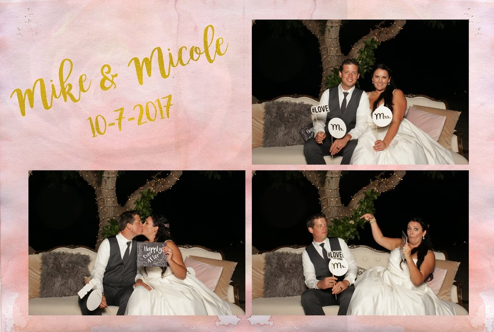 Ventura Wedding Photobooth