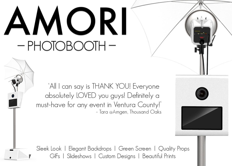 Amori De contact — amori photobooth