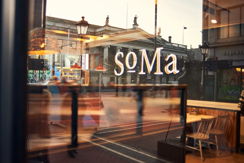 SoMa At The Spire