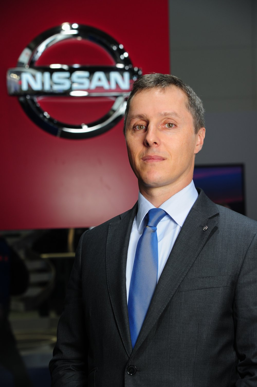 Nissan's Sponsor  - Guillaume Pelletreau,Vice President Corporate Strategy & Planning (Europe)